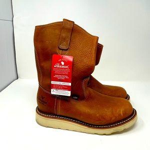 Thorogood Wellington Wedge Sole Work Boots 814-420